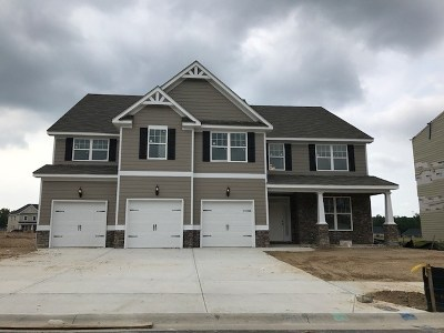 Grovetown GA Single Family Home For Sale: $317,305
