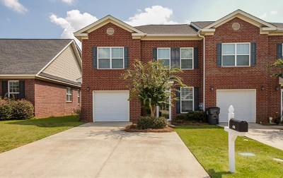 Grovetown Attached For Sale: 434 Bowen Falls Road