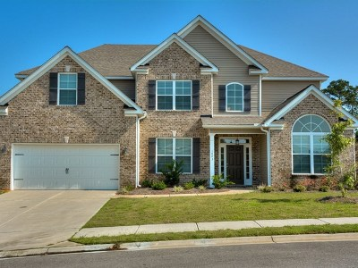 Grovetown GA Single Family Home For Sale: $294,950