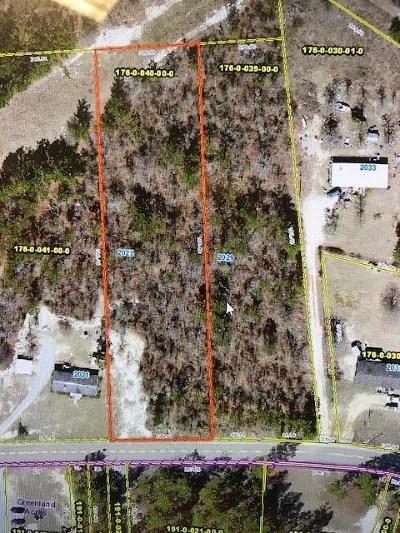 Richmond County Residential Lots & Land For Sale: 2025 Greenland Road