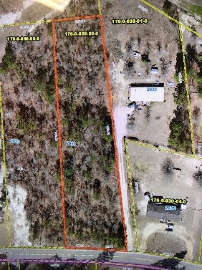 Richmond County Residential Lots & Land For Sale: 2029 Greenland Road