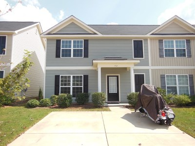 Grovetown Attached For Sale: 712 Whispering Willow Way
