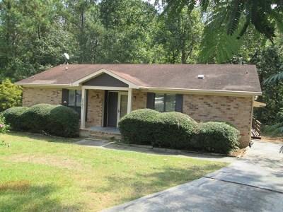 Hephzibah Single Family Home For Sale: 2501 Drumcliff Court