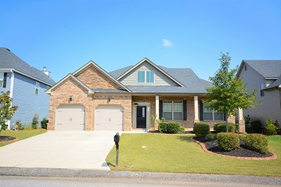 Single Family Home For Sale: 2410 Sunflower Drive
