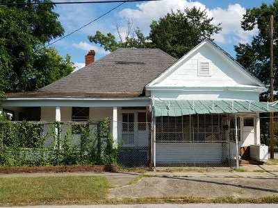 Augusta Single Family Home For Sale: 622 Crawford Avenue