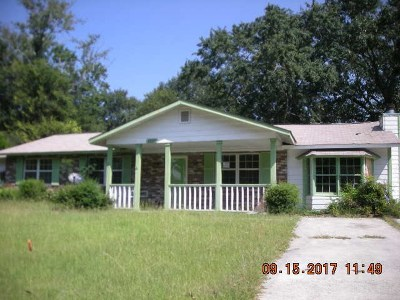 Augusta GA Single Family Home For Sale: $44,500