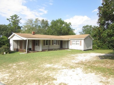 Warrenville SC Single Family Home For Sale: $160,000