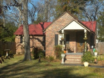 McDuffie County Single Family Home For Sale: 226 First Avenue