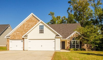 Augusta GA Single Family Home For Sale: $180,900