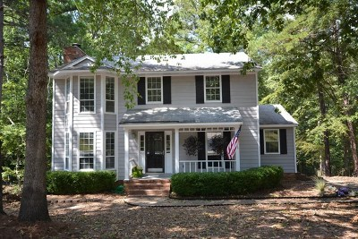 Augusta GA Single Family Home For Sale: $162,900