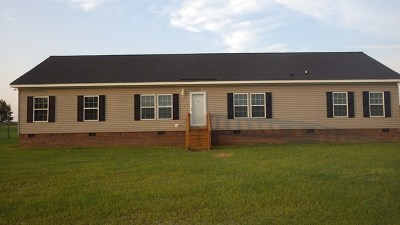 Beech Island SC Single Family Home For Sale: $199,000