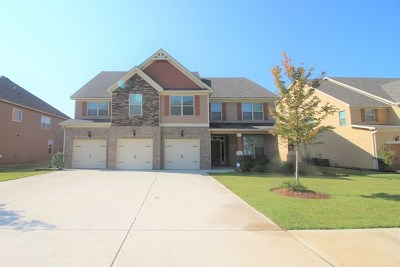 Grovetown GA Single Family Home For Sale: $399,900