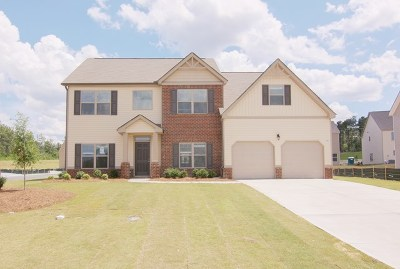 Augusta Single Family Home For Sale: 184 Sims Court