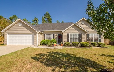 North Augusta Single Family Home For Sale: 5343 Silver Fox Way