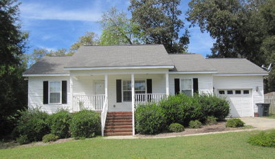North Augusta Single Family Home For Sale: 710 East Avenue