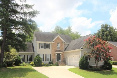 West Lake Single Family Home For Sale: 4125 Shady Oaks Drive