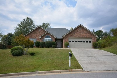 Grovetown GA Single Family Home For Sale: $173,000