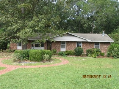 Richmond County Single Family Home For Sale: 3309 Emerson Drive