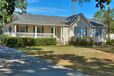 Beech Island Single Family Home For Sale: 4039 Woodcrest Place
