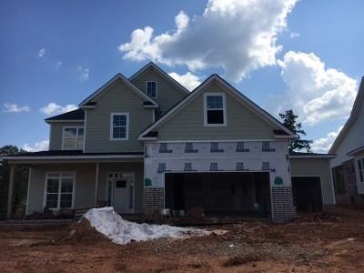 Evans Single Family Home For Sale: 807 Upington Lane