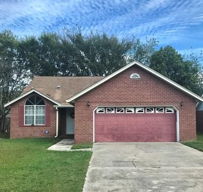 Augusta Single Family Home For Sale: 1647 Goshen Road