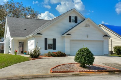 Single Family Home For Sale: 456 Connemara Trail