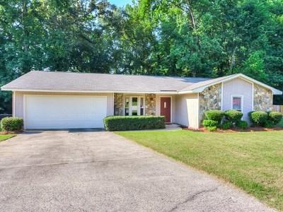 Martinez Single Family Home For Sale: 4462 Whisperwood Drive