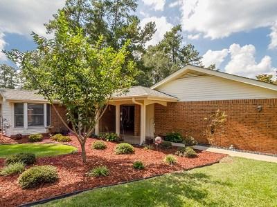 Aiken Single Family Home For Sale: 617 Clarendon Place