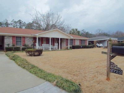 Richmond County Single Family Home For Sale: 2722 Wicklow Drive