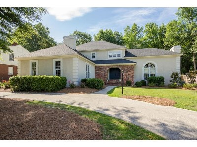 Augusta Single Family Home For Sale: 3422 Dunnington Place