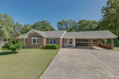 Beech Island Single Family Home For Sale: 53 Huckabee Street