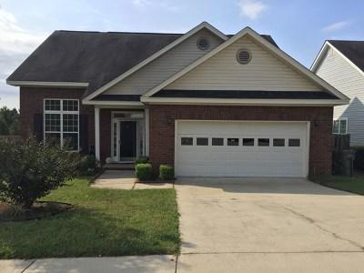 Evans Single Family Home For Sale: 614 Ventana