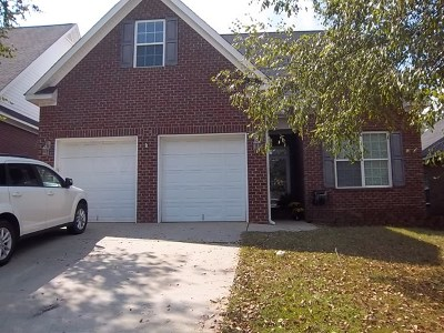 Evans Single Family Home For Sale: 2429 River Birch Drive