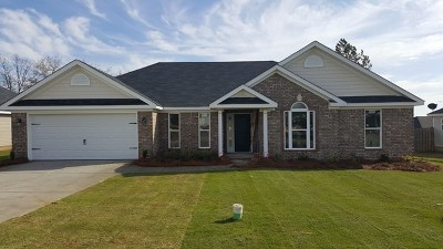 Hephzibah Single Family Home For Sale: 2689 Ardwick Drive