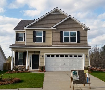 Columbia County Single Family Home For Sale: 1668 Tralee Court