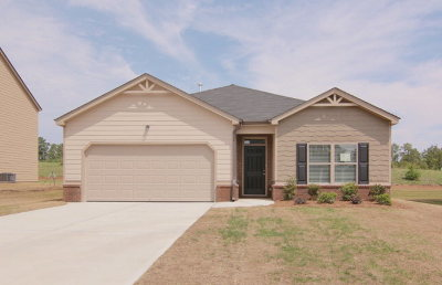 Richmond County Single Family Home For Sale: 188 Sims Court