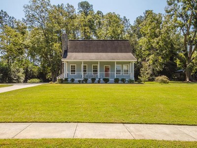 McDuffie County Single Family Home For Sale: 217 Ware Street