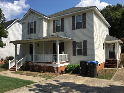 Augusta Single Family Home For Sale: 2444 Riverlook Drive