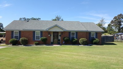 Hephzibah Single Family Home For Sale: 3819 Highpoint Drive