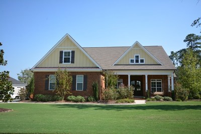 Single Family Home For Sale: 3801 Blue Springs Trace