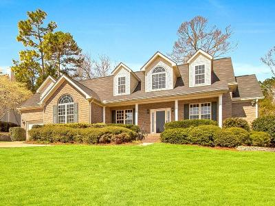North Augusta Single Family Home For Sale: 146 Lake Murray Drive
