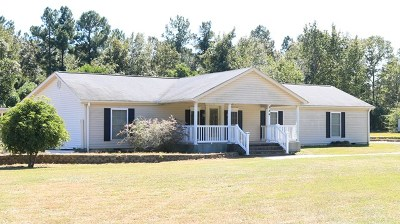 Aiken Single Family Home For Sale: 354 Willow Run Road