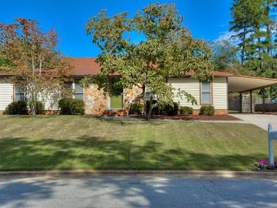 Martinez Single Family Home For Sale: 4461 Whisperwood Drive