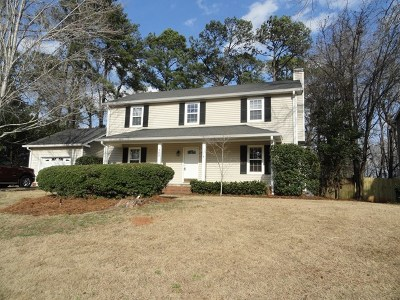 Augusta GA Single Family Home For Sale: $149,000