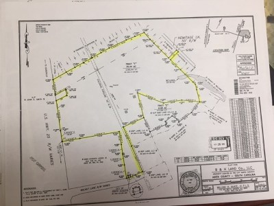 Residential Lots & Land For Sale: 1075 Edgefield Road