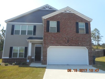 Columbia County, Richmond County Single Family Home For Sale: 911 Clover Court
