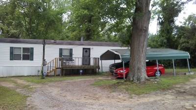 Augusta Manufactured Home For Sale: 2250 White Road