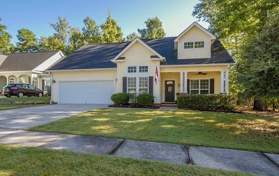 Evans Single Family Home For Sale: 1119 Highmoor Lane