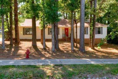 Martinez Single Family Home For Sale: 4572 Oakley Pirkle Road