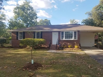 Columbia County Single Family Home For Sale: 3913 Haley Road